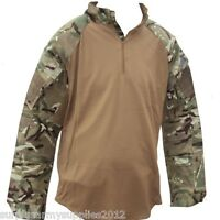 BRITISH ARMY MTP UBAC BROWN PCS ARMOUR SHIRT PAINTBALLING AIRSOFT FISHING