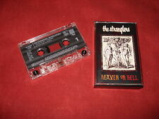 CASSETTE SINGLE: THE STRANGLERS Heaven or hell PUNK NEW WAVE