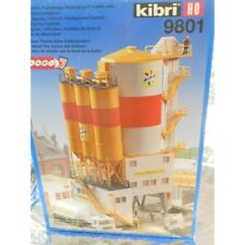 ** Kibri 9801 Cement Storage Depot Kit 1:87 H0 Scale