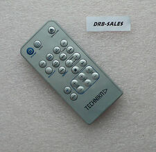 Original Genuine TECHNIKA AUDIO Remote Control JKT-23 - Fast Dispatch - A4