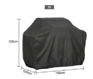 Quality Mid Size BBQ Cover 150x100x120cm Weather Resistant NEW outdoor party