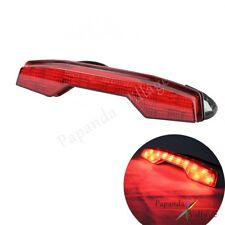 1Pc Motorcycle LED Tail Brake Lights Lamp Red Lens For Suzuki LTR450 All Year