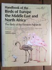 Handbook of the Birds of Europe. Vol I. Ostrich to Ducks. 1977, RSPB.