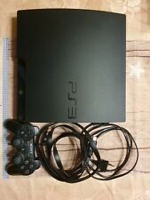 Sony PlayStation 3 Slim 320GB Spielekonsole - (CECH-30004B) 8 Spiele 1Controller