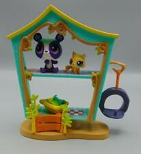 Littlest Pet Shop Cozy Clubhouse Lot LPS Panda Bear