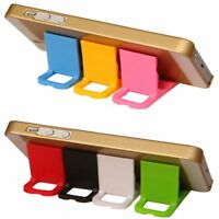 10pcs Universal Foldable Candy Color Plastic Cell Phone Stand Holder Adjustable