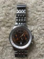 Mens Breitling Montbrillant Legende Navitimer Chronograph Automatic XL 47mm