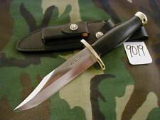 "RANDALL KNIFE KNIVES #12-6"" SPORTSMAN,SS,BDFCH,ALL-BL.S,BM,BBR,WT,BS    #9019"
