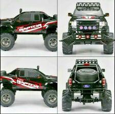 NEW HUGE 1:6 Scale RC Ford Raptor F-150 Truck Black Remote Control 9.6v Complete