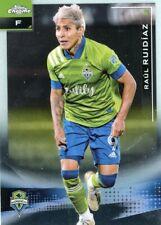 2021 Topps Chrome MLS Major League Soccer #26 Raúl Ruidíaz - Seattle Sounders FC