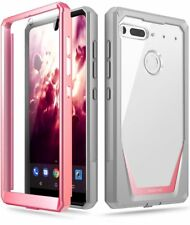 Poetic Guardian【Scratch Resistant Back】Case For Essential Phone PH-1 Pink