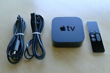 Apple TV HD - Génération 4 - A1625 - 32 Go + télécommande +câble HDMI high speed