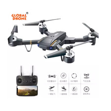 Global Drone GW58 Foldable Drone with 480P Camera HD Headless Mode Hover WiFi