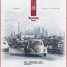 VDon x Willie The Kid - 'Deutsche Marks' (Vinyl LP Record)