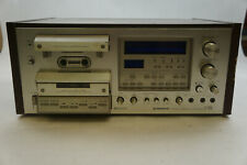 Pioneer CT-F1250 Stereo Cassette Tape Deck As is for parts or repair