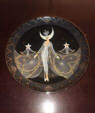 House Of Erte Royal Doulton Queen of The Night W/ Coa