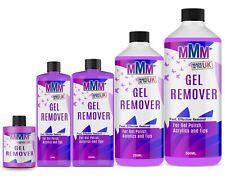 Salon Gel Polish Remover Acetone UV LED Nail Polish Manicure Pedicure UK