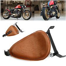 Motorrad Solo Sitz Sitzfedern Sattel Halter Montage Für Honda Yamaha Sportster