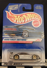 926 Mercedes CLK-LM (lwgld) 26/26 1999 First Editions Hot Wheels See Details!