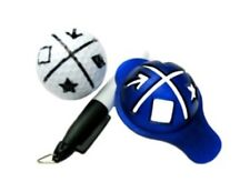 """Golf Ball Stencil and Marker set """"NEW""""  Waterproof marker and ball alignment aid"""