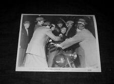 1953 Original WILD ONE MARLON BRANDO 8x10 Press Kit Photo LEE MARVIN Misprint?