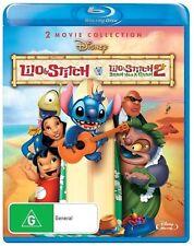 NEW Lilo & Stitch / Lilo & Stitch 2: Stitch Has a Glitch (2 Movie Collection)