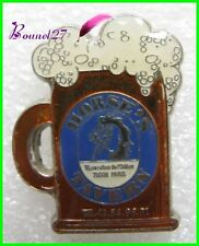 Pin's Une Chope de Biere Beer HORSE'S TAVERNE Mousse Cheval  #235