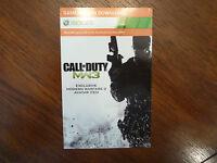 MW3 Modern Warfare 3 Call of Duty Card Avatar Exclusive Male Female Gray Tee Hat