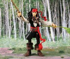 PIRATES OF THE CARIBBEAN JACK SPARROW ACTION Figur DIORAMA POSABLE Modell K229