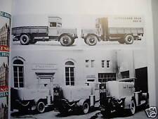 Truck Story Lastwagen Automobilgeschichte