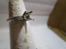 Platinum Engagement Ring Mounting