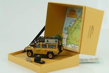Land Rover Defender 110 Camel Trophy Support Unit Malaysia Gift Box 1:43 Almost