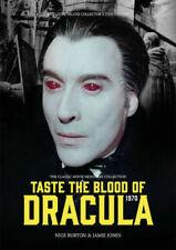Taste The Blood of Dracula 1970 Hammer Horror Christopher Lee Movie Magazine