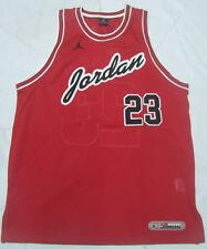 Michael Jordan - Jordan Brand #23, stile Chicago Bulls vintage Taglia L, RARA!