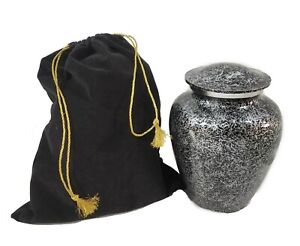 Cremation Funeral Urns For Human Ashes Adult Funeral With Velvet Bag