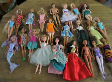 Huge Lot of Barbies (22) Really Nice Patriot Barbie & much More