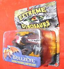 Extreme Dinosaurs Street Sharks Bullzeye scatolato new 16512 vintage 1997 Mattel