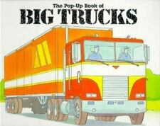 The Pop-Up Book of Big Trucks Seymour, Peter S., Murphy, Chuck Hardcover