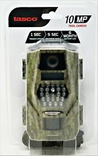 Tasco 10MP Camoflauge Trail Camera Low Glow Mossy Oak Bottomland, 119272CW New