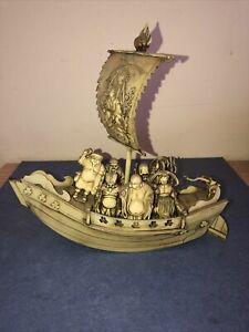 Antique Japanese Sculpture French Ivory, circa 1900
