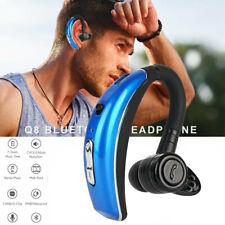 Bluetooth Headset Wireless Headphone Earpiece for Samsung Galaxy S8 S9 S7 iPhone