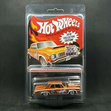 HOT WHEELS MAIL IN 2019 COLLECTOR EDITION '64 DODGE 330 W/ PROTECTOR