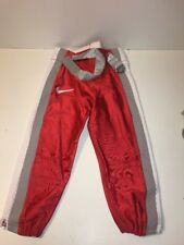 Slightly Used Football Game Pants Nike Red/Grey/White Size Extra Small