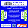Alpha Reseller Hosting - Unlimited Everything, SSL Certificates, WHMCS + More!!