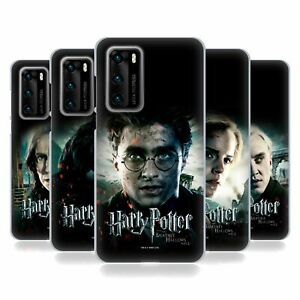 OFFICIAL HARRY POTTER DEATHLY HALLOWS VIII SOFT GEL CASE FOR HUAWEI PHONES