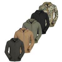 Men Outdoor Hunting Camping Waterproof Coats Military Tactical Army jacket 4.0