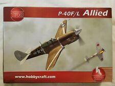 Hobbycraft 1417 P-40F/L Allied 1:48 Neu und versiegelt