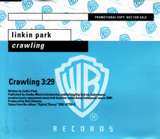 LINKIN PARK - CRAWLING CD SINGLE PROMO 1 TRACK 2001 EXCELLENT CONDITION