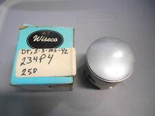 NOS Wiseco Piston .040 1976-1979 YZ250 Yamaha 234P4