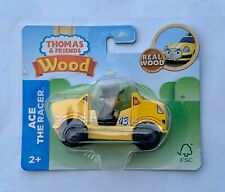 Thomas & Friends Wooden Wood Railway Ace The Racer Rally Car Edition Engine
